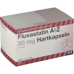 Fluvastatin AbZ 20 mg Hartkapseln