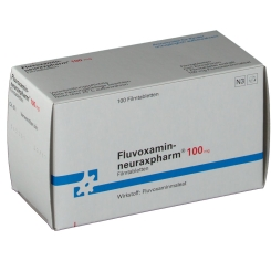 Fluvoxamin neuraxpharm 100 Filmtabl.
