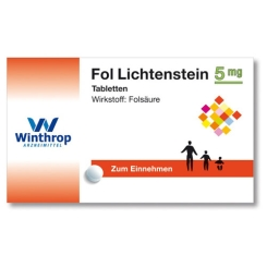 Fol Lichtenstein 5 mg