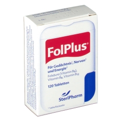 Fol Plus laktosefrei Tabletten