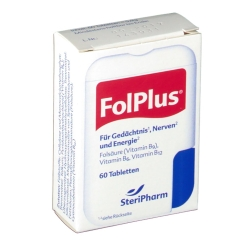 Fol Plus Laktosefreie Tabletten
