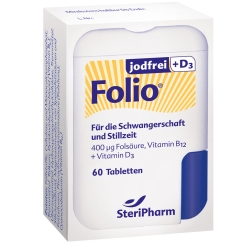 Folio® jodfrei + D3