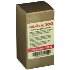 Folsäure 300 µg