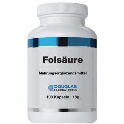Folsäure 400 µg Kapseln