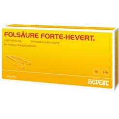 FOLSÄURE FORTE-HEVERT® Ampullen