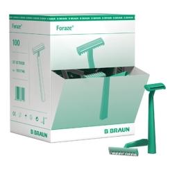 Foraze® Einmal Rasierapparat