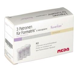 FORMATRIS 6µg Novolizer 3x60 ED Patrone