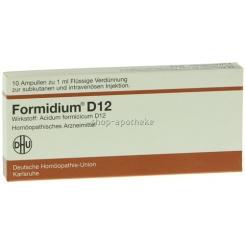 Formidium D 12 Ampullen