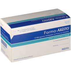 FORMO-Aristo 12 µg Hartkapseln m.Plv.z.Inhalation