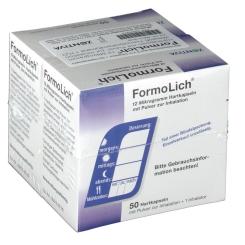 FORMOLICH 12 µg Hartkapseln Inhalationskapseln