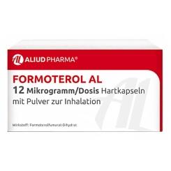 FORMOTEROL AL 12 Mikrogramm/Dosis Inhalationskaps.