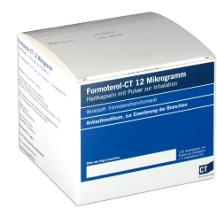 Formoterol-CT 12 µg HK Inhalationskapseln