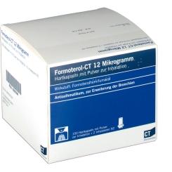 Formoterol-CT 12 µg HK Inhalationskapseln