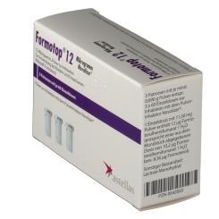 Formotop 12 µg 3 x 60 ED Inhalationspulver Refill