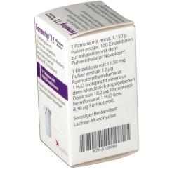 Formotop® 12 µg Nachfüllpackung 1 Patrone