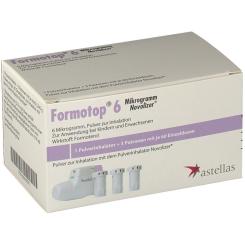 FORMOTOP 6µg 3x60