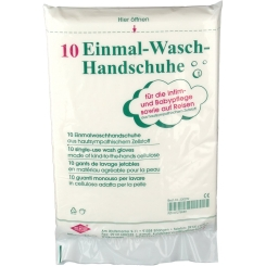 FRANK® Einmal Waschhandschuhe