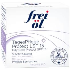 frei öl® HYDROLIPID TagesPflege Protect LSF 15