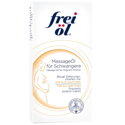 frei öl® Massageöl für Schwangere + 30 ml frei öl® Massage Öl für Schwangere GRATIS