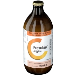 Fresubin® Original DRINK Pfirsich Glasflasche
