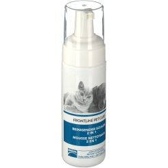 FRONTLINE® PET CARE Reinigender Schaum 2 in 1