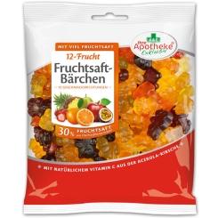 Fruchtsaft-Bärchen 12-Frucht