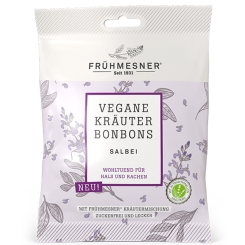 FRÜHMESNER® Vegane Kräuterbonbons Salbei