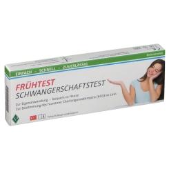 Frühtest Schwangerschaftstest