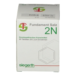 FUNDAMENT Salz II N Tabletten