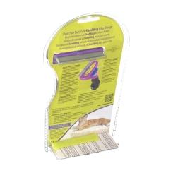 FURminator® deShedding Tool für kurzhaarige große Katzen
