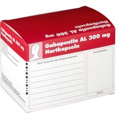 Gabapentin Al 300 mg Kapseln