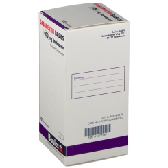 GABAPENTIN Basics 400 mg Kapseln
