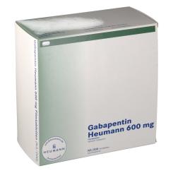 GABAPENTIN HEUMANN 600MG