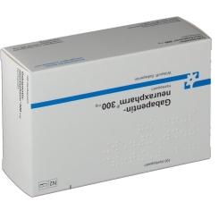 GABAPENTIN neuraxpharm 300 mg Kapseln
