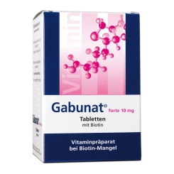 Gabunat® forte 10 mg