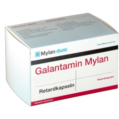 Galantamin Mylan 24 mg Retardkapseln