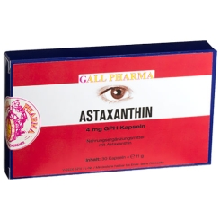 GALL PHARMA Astaxanthin 4 mg GPH Kapseln
