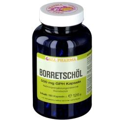 GALL PHARMA Borretschöl 500 mg GPH Kapseln