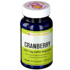 GALL PHARMA CRANBERRY 400 mg GPH Kapseln