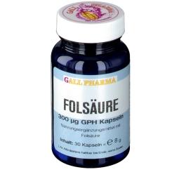 GALL PHARMA Folsäure 300 µg GPH Kapseln