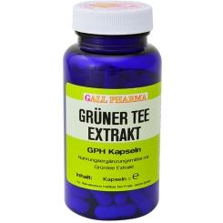 GALL PHARMA Grüner Tee Extrakt GPH Kapseln
