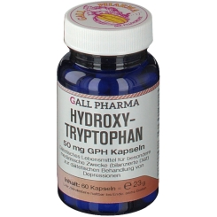 GALL PHARMA Hydroxytryptophan 50 mg GPH Kapseln