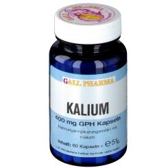 GALL PHARMA Kalium 400 mg GPH Kapseln