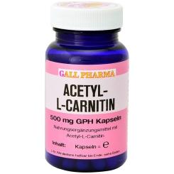 GALL PHARMA L-Carnitin 250 mg GPH