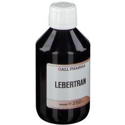 GALL PHARMA Lebertran