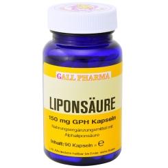 GALL PHARMA Liponsäure 150 mg GPH