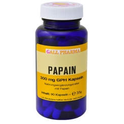 GALL PHARMA Papain 300 mg GPH Kapseln