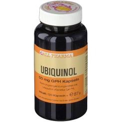 GALL PHARMA Ubiquinol 50 mg GPH Kapseln