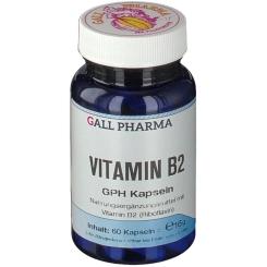 GALL PHARMA VITAMIN B2 GPH Kapseln