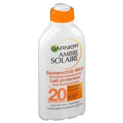 GARNIER Ambre Solaire Milch LSF 20